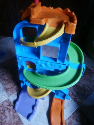 torre para coches