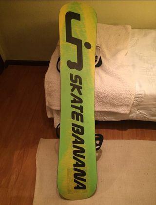Tabla Snowboard LibTech Skate banana