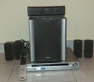 Home Cinema SONY Modelo STR -KSL500