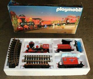 PLAYMOBIL TREN 4034