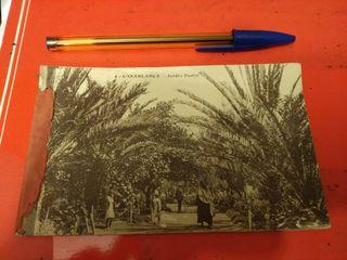 8 postales antiguas Casablanca
