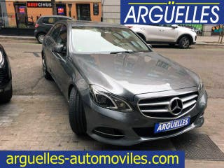 Mercedes Clase E E 220 CDI BlueTEC AUT 170cv
