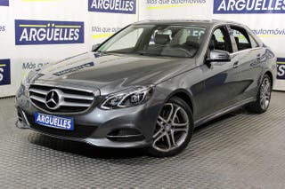 Mercedes Clase E E 220 d BlueTEC AUT 170cv