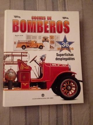 coches de bomberos fichas
