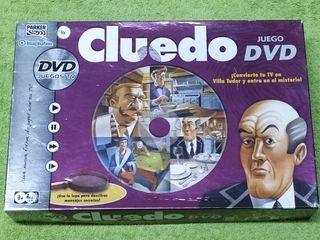 Juego Cluedo DVD
