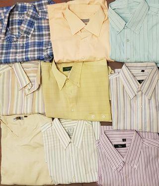 Lote ropa de hombre