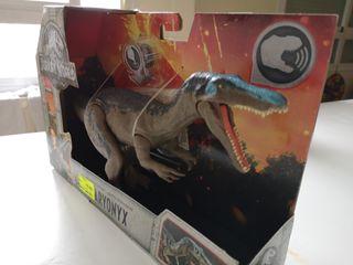 dinosaurio Jurassic World Baryonyx