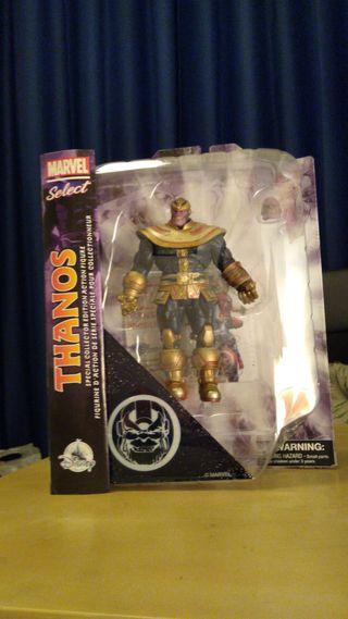 Figura Thanos Avengers: Infinity War Marvel Select