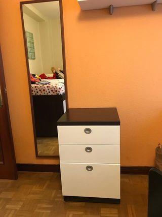 Dormitorio de calidad al completo