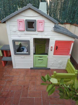 casita infantil Friends House smoby