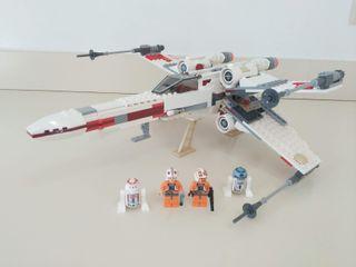 Lego X Wing star wars 9493 Guerra de las galaxias