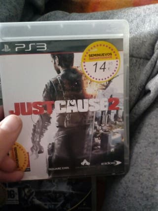 just cause ps3