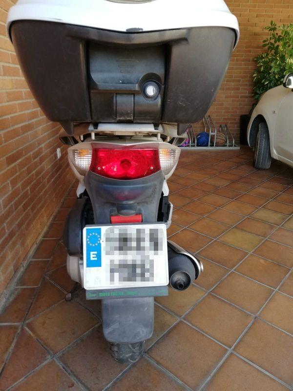 Moto Honda sh 125