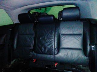Asientos Audi a3 8p cuero negro