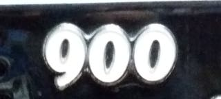 logo 900 Benelli Sei