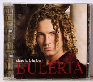 CD David Bisbal - Buleria