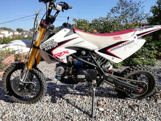 Pit bike Rebel Master 125