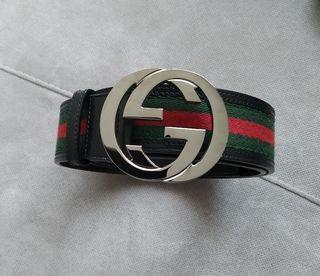 Gucci cinturón auténtico