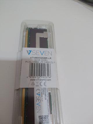 Memoria ram 64gb ddr3 . ECC