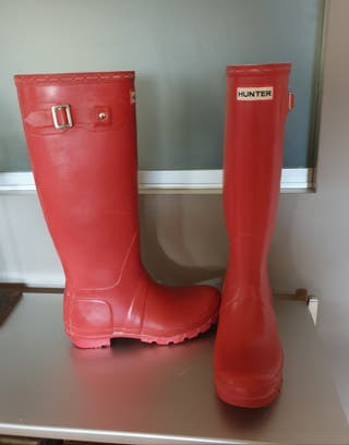Botas de lluvia Hunter