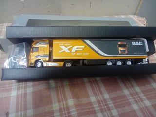 camión DAF escala 1/87