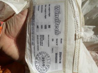 Parapente Windtech Zenith rango de pesos 90-105