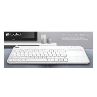 Teclado Logitech K400 Plus