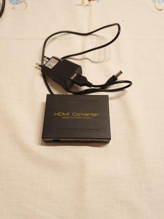 Convertidor HDMI