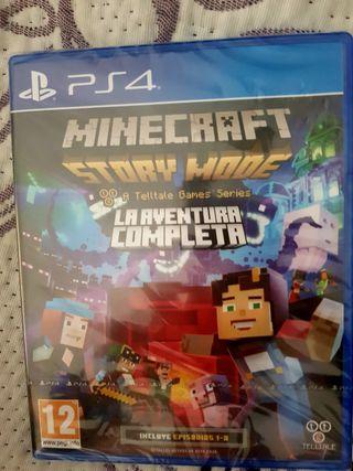 Minecraft Story Mode.La aventura completa
