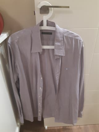 Ropa hombre. Camisa Purificación García