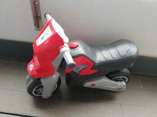 moto de niño