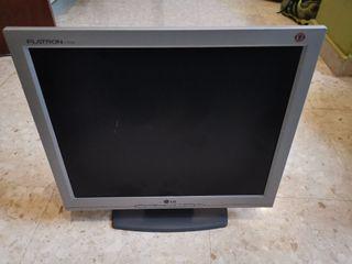 Pantalla para PC - Monitor LG L1715S