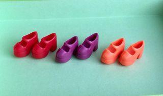 Zapatos para muñecas Blythe