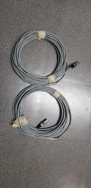 mangueras cable xlr a jack
