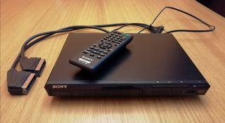 DVD Sony DVP-S370 USB