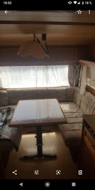 mesa de caravana Sun roller