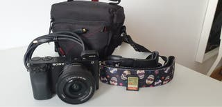 Pack Camara EVIL - Sony A6000