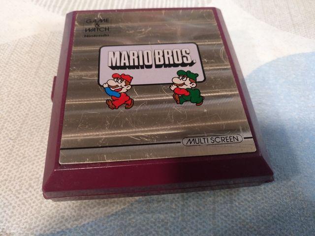 game watch Mario Bros