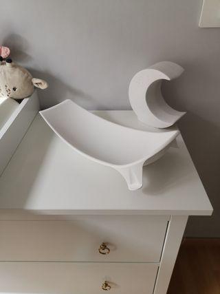 hamaca Stokke Flexibath bebé baño