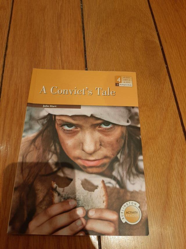 Libro: A convict's tale