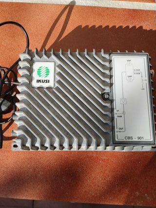 Amplificador multibanda IKUSI