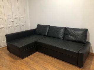 Safa cama con chaise longue IKEA