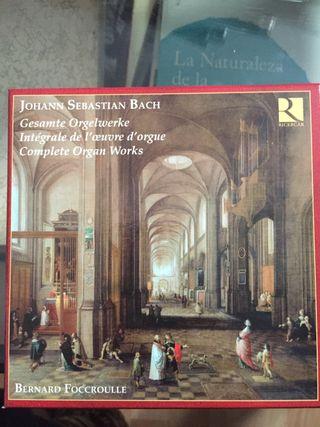 Integral Órgano Bach