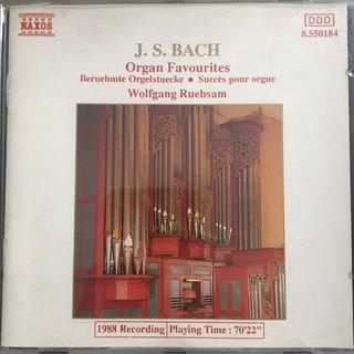 Selección Órgano Bach