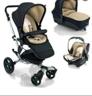 carrito de bebe trio concord neo