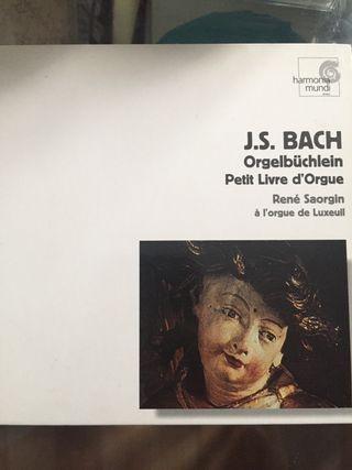 Pequeño libro de Órgano Bach
