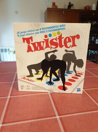 juego Mesa Twister