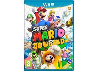 SUPER MARIO WORLD PARA WII U