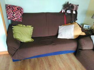 sofás/ tresillos de 2 y 3 plazas confortables