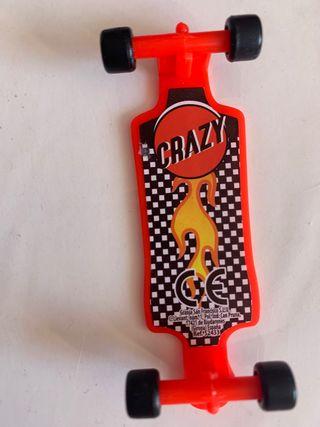Mini patín de skate